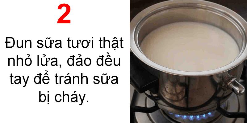 Cách pha cacao nước cốt dừa siêu ngon, ngọt.
