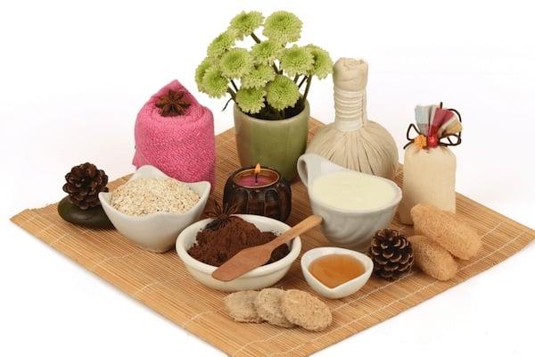 Trọn bộ: Bí quyết da xinh dáng đẹp cùng bột cacao.