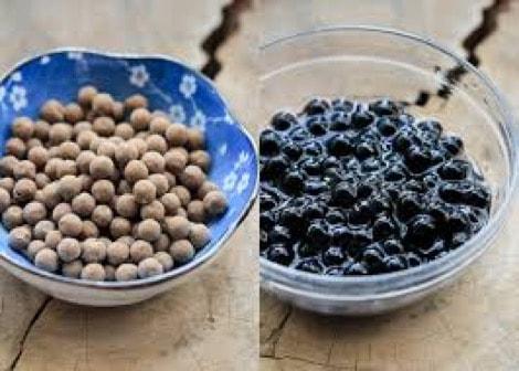 Cách làm trân châu từ bột ca cao đơn giản tại nhà